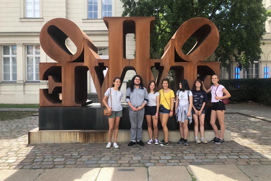 Curso alemán en verano para jovenes en Berlín curso de